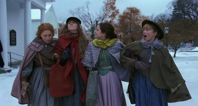 Little Women will be released in cinemas on 27 December