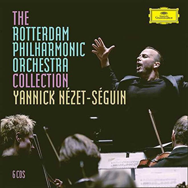 Yannick Nézet-Séguin - The Rotterdam Philharmonic Orchestra Collection