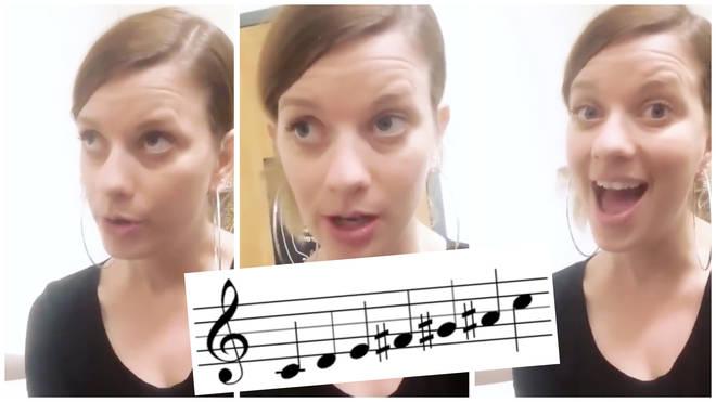 Whole-tone carols