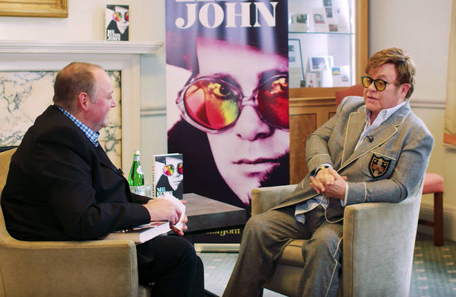 Sir Elton John speaks to Classic FM's Tim Lihoreau at the Royal Academy of Music