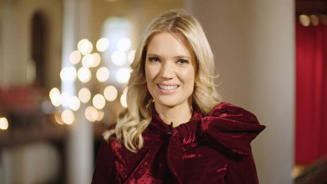 Charlotte Hawkins presents 'A Classic FM Christmas', now streaming on Amazon Prime.