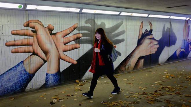 Street Art Highlighted For Glasgow's First City Centre Mural Trail