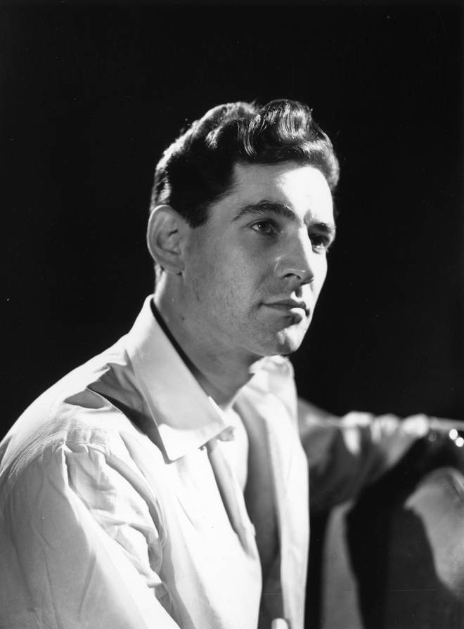 Young Leonard Bernstein (1947)