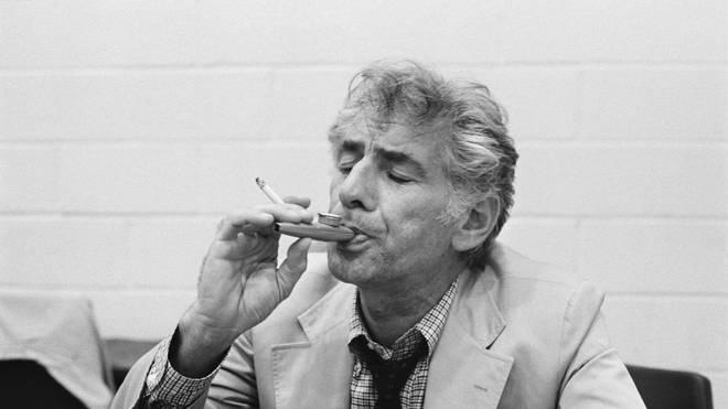 Leonard Bernstein, 1971