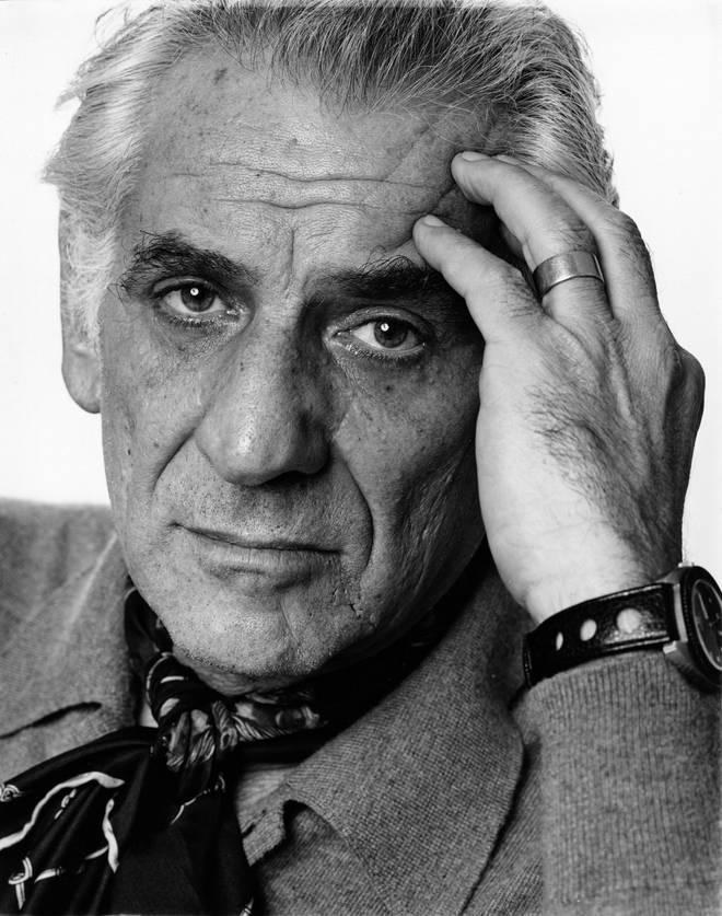 Leonard Bernstein, 1977