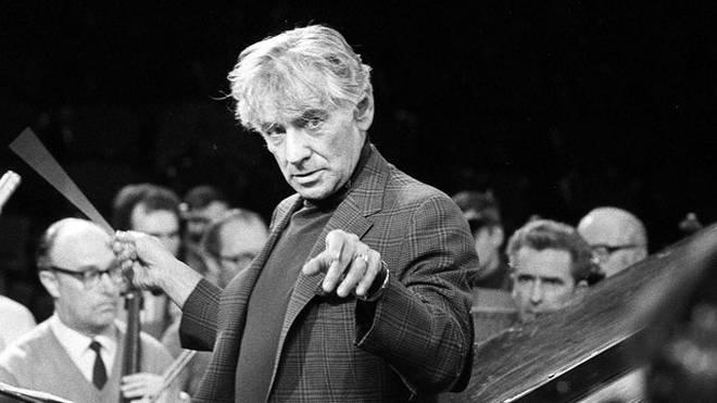 Leonard Bernstein, 1972