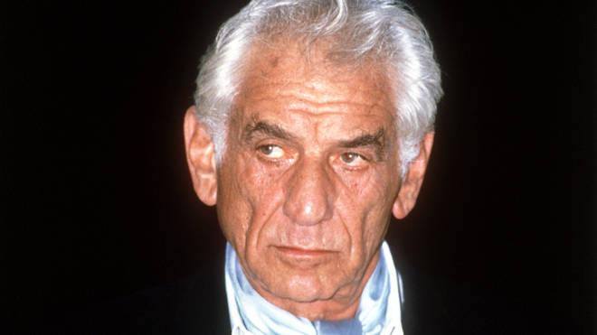 Leonard Bernstein, 1985