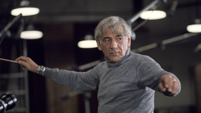 Leonard Bernstein, 1974