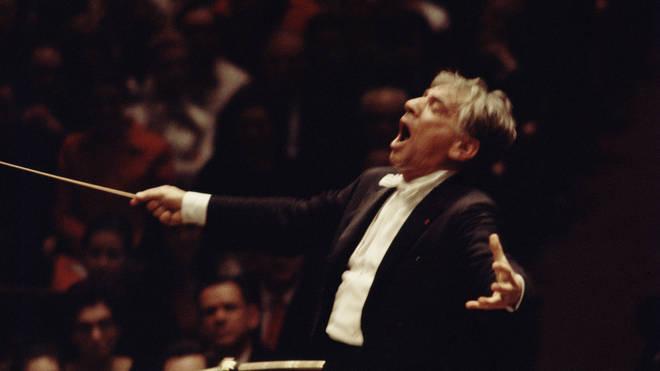 Leonard Bernstein, 1975