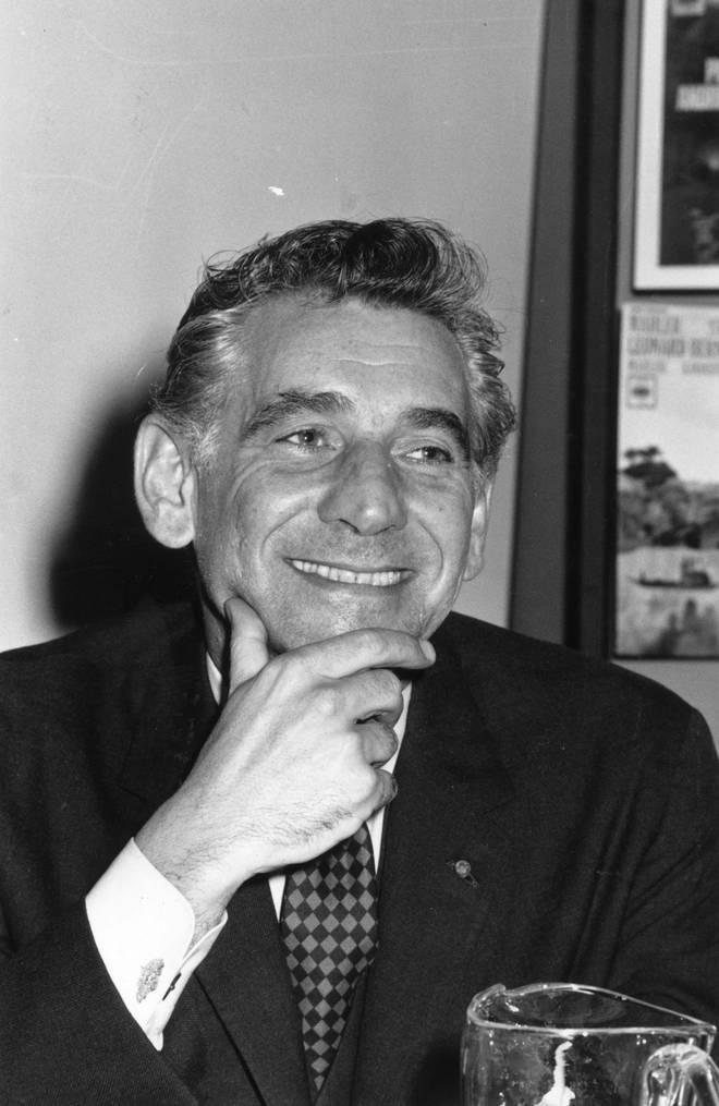 Leonard Bernstein, 1966