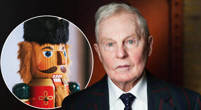 Listen to Derek Jacobi's narration of The Nutcracker on Christmas Day