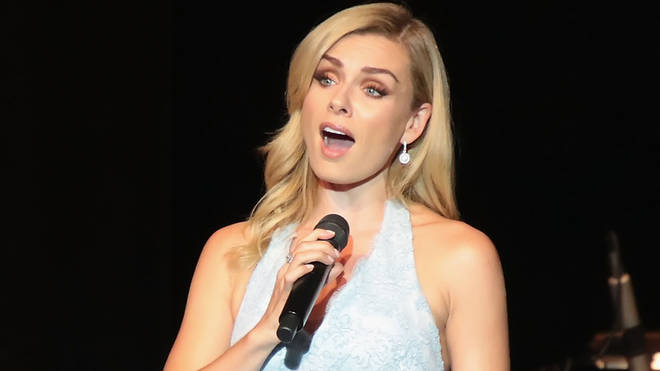 Girl, 15, charged with robbery after Katherine Jenkins was mugged