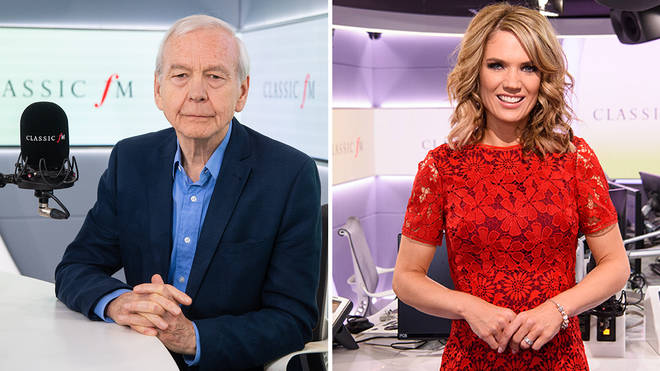 John Humphrys and Charlotte Hawkins announced to present new Sunday shows on Classic FM in 2020.