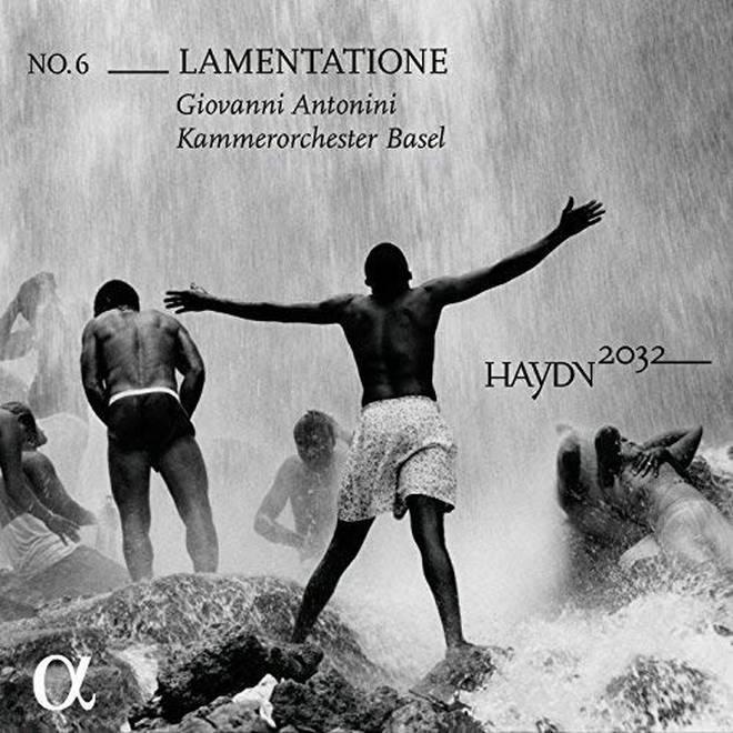 Giovanni Antonini/Kammerorchester Basel - Haydn: Lamentatione  Alpha