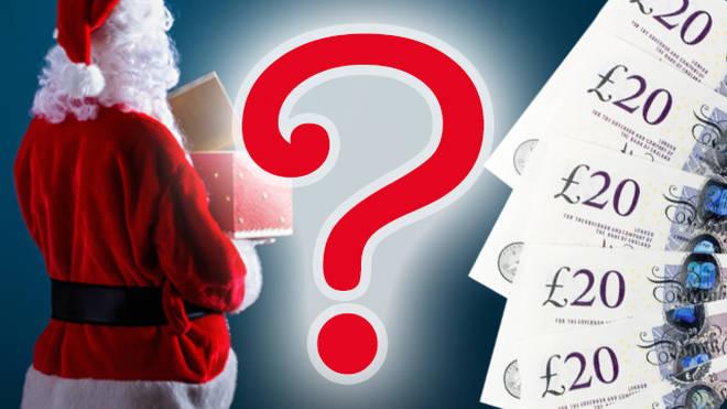 Win £10,000! Identify our secret Santa Classic FM