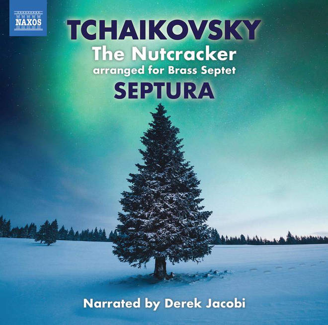 The Nutcracker narrated by Derek Jacobi