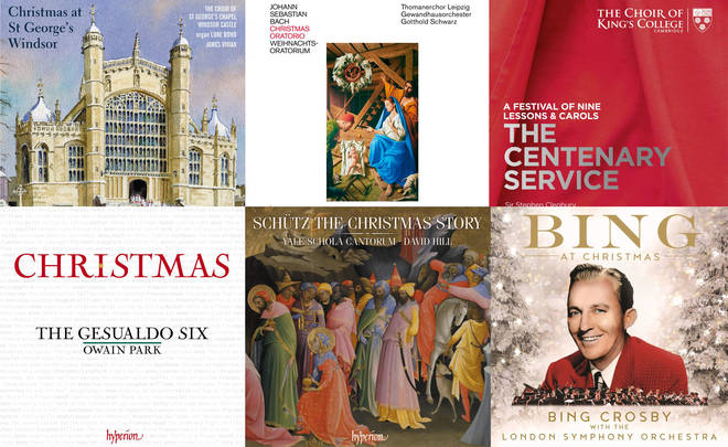 Best Christmas classical music releases 2019