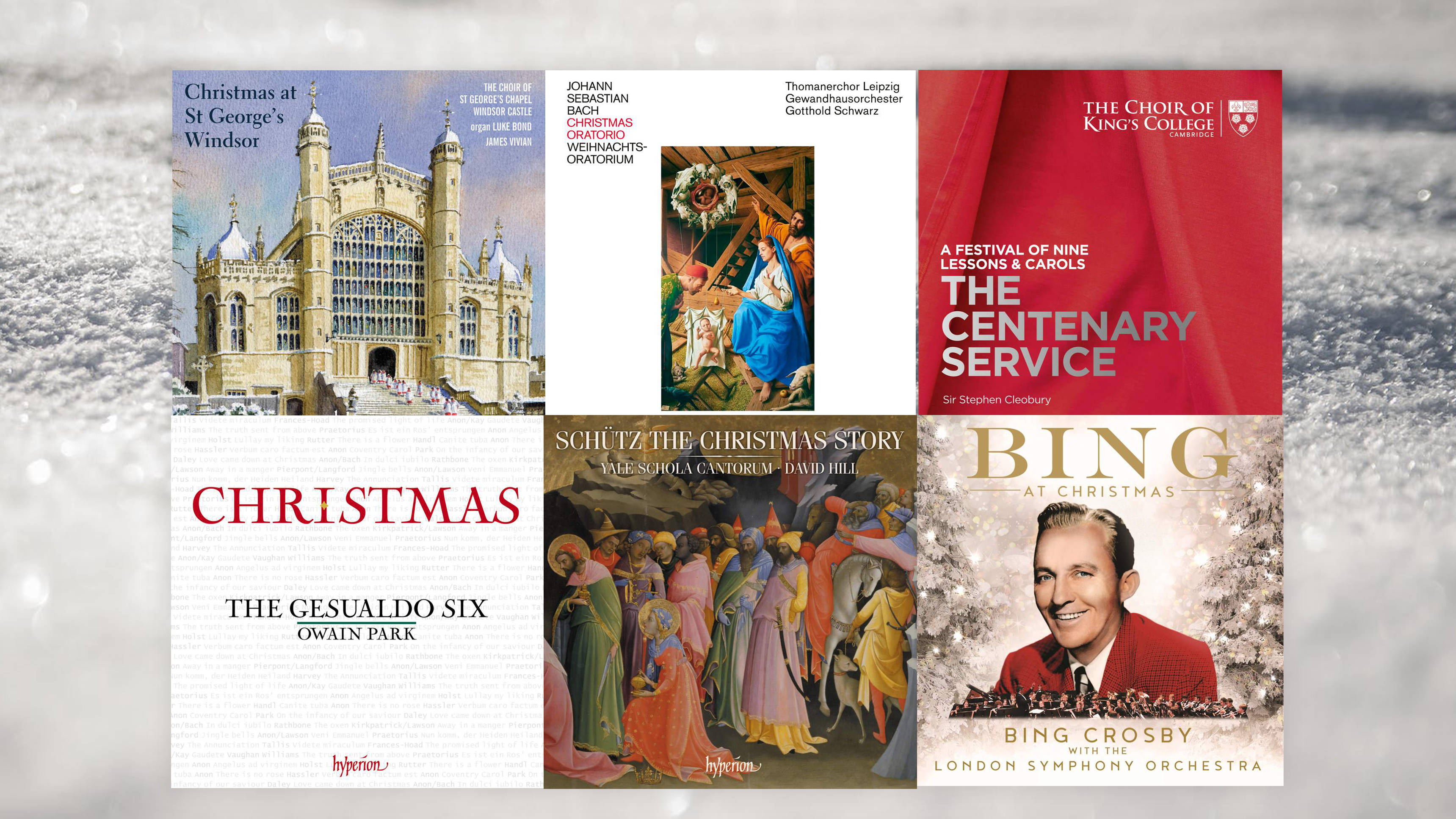 The best Christmas classical music recordings of 2019