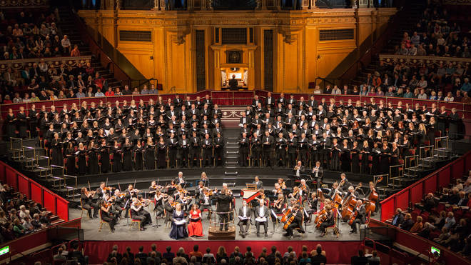Royal Choral Society's Messiah at Royal Albert Hall
