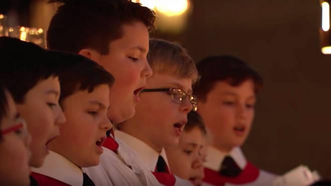 O Holy Night named the nation's favourite Christmas carol