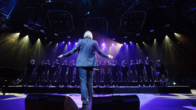 iTunes Festival: Eric Whitacre Performs At The Roundhouse