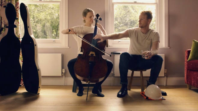 'Pianissimo' follows a young cellist as she pursues her dreams in London only to experience a great loss in her home country of Latvia.