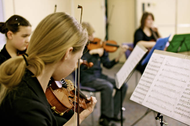 Government announces £85m funding for music lessons in schools