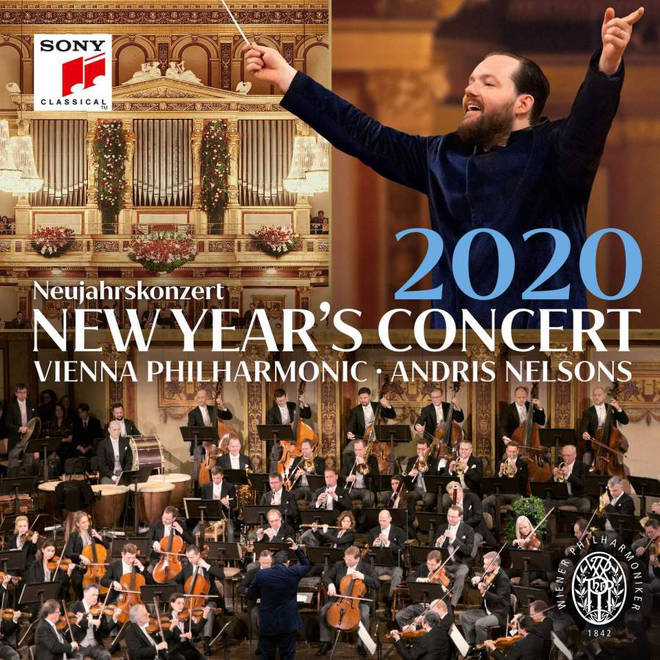 The the Vienna Philharmonic's New Year's Concert 2020