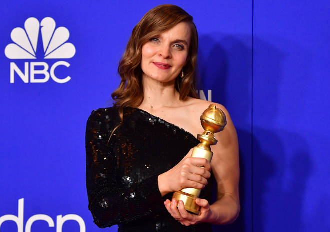 'Joker' composer Hildur Guðnadóttir is first female to win 'Best Score' at Golden Globes