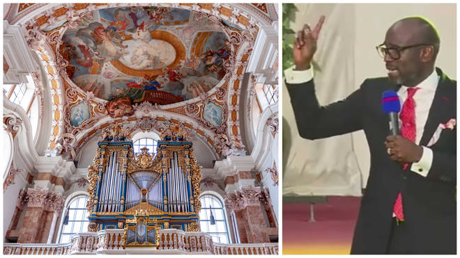 Pastor accuses musicians who play church instruments and get paid for their performance of being thieves