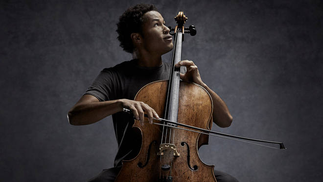 Royal wedding cellist Sheku Kanneh-Mason takes on Elgar's Cello Concerto on his new album on Decca Classics