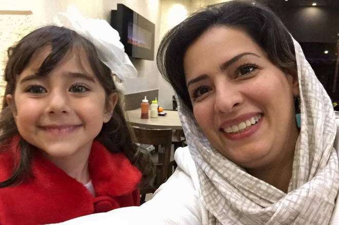 Reera Esmaeilion and Parisa Eghbalian died in the Iran plane crash last Wednesday.