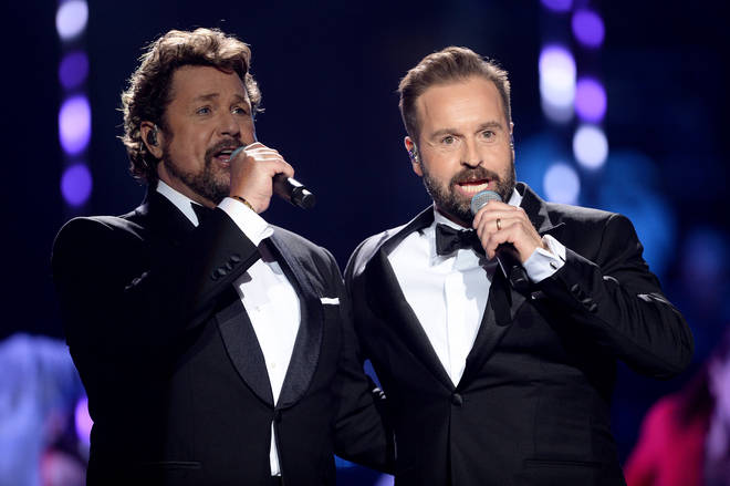 Could the Hedgehog on The Masked Singer be Alfie Boe or Michael Ball?