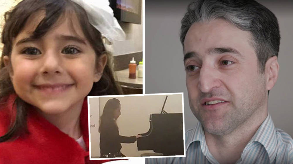 A 9-year-old pianist was killed in the Iran plane crash, and her father posted this moving tribute