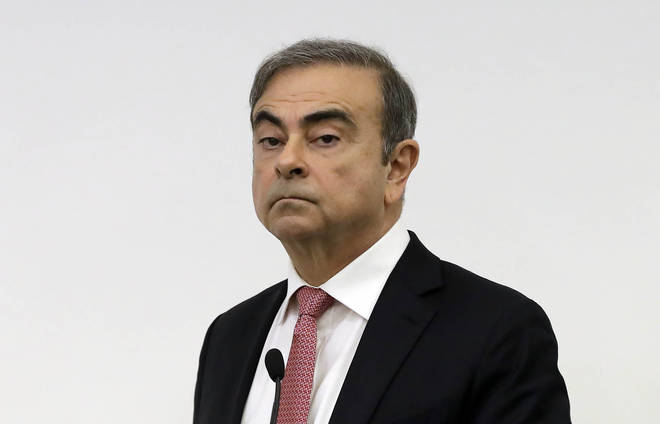 Reports claim ex-Nissan boss Carlos Ghosn fled Japan by hiding in a double bass case.