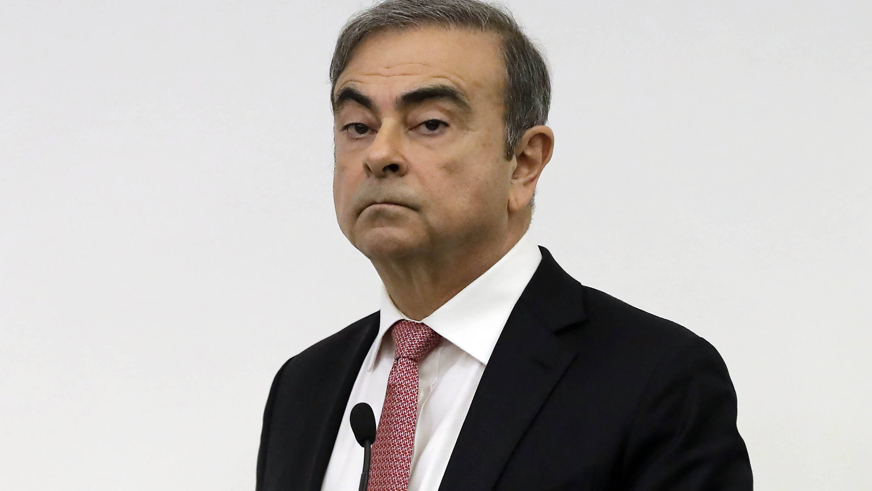 Yamaha warns 'don't hide in our musical instrument cases' after Carlos Ghosn's shameless escape