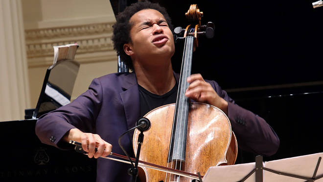 Sheku is inspiring a new generation of cellists