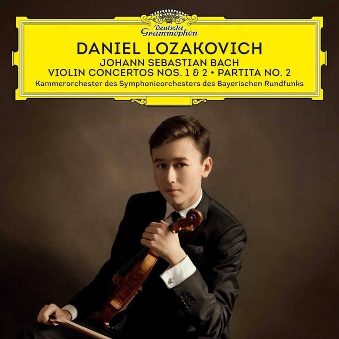 Daniel Lozakovich - Bach
