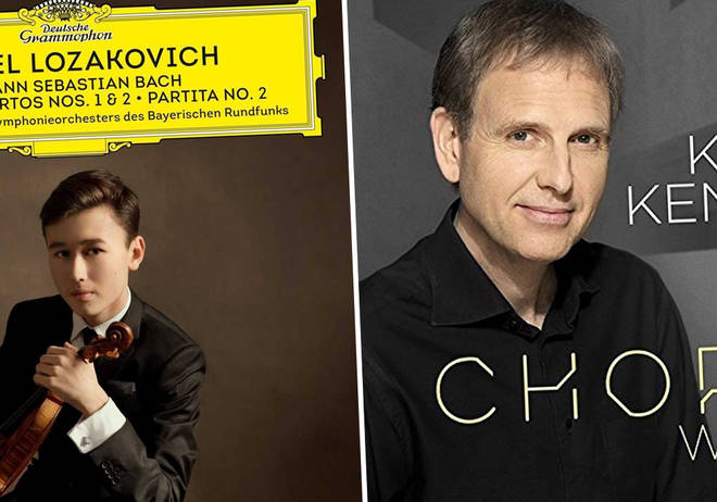 Daniel Lozakovich - Bach, Kevin Kenner - Late Chopin Works