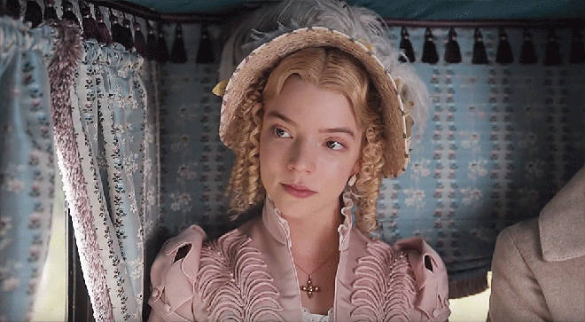 Anya Taylor-Joy stars as Emma