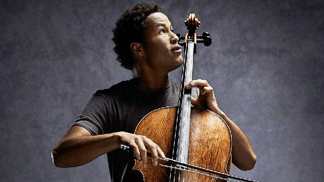 Sheku Kanneh-Mason makes UK chart history