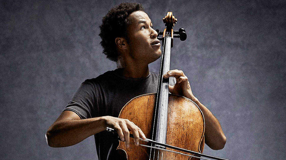 Sheku Kanneh-Mason is first cellist in history to reach top 10 of UK album chart