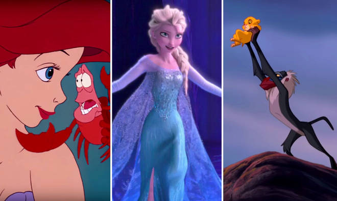 Can you name the Disney song from just one image?