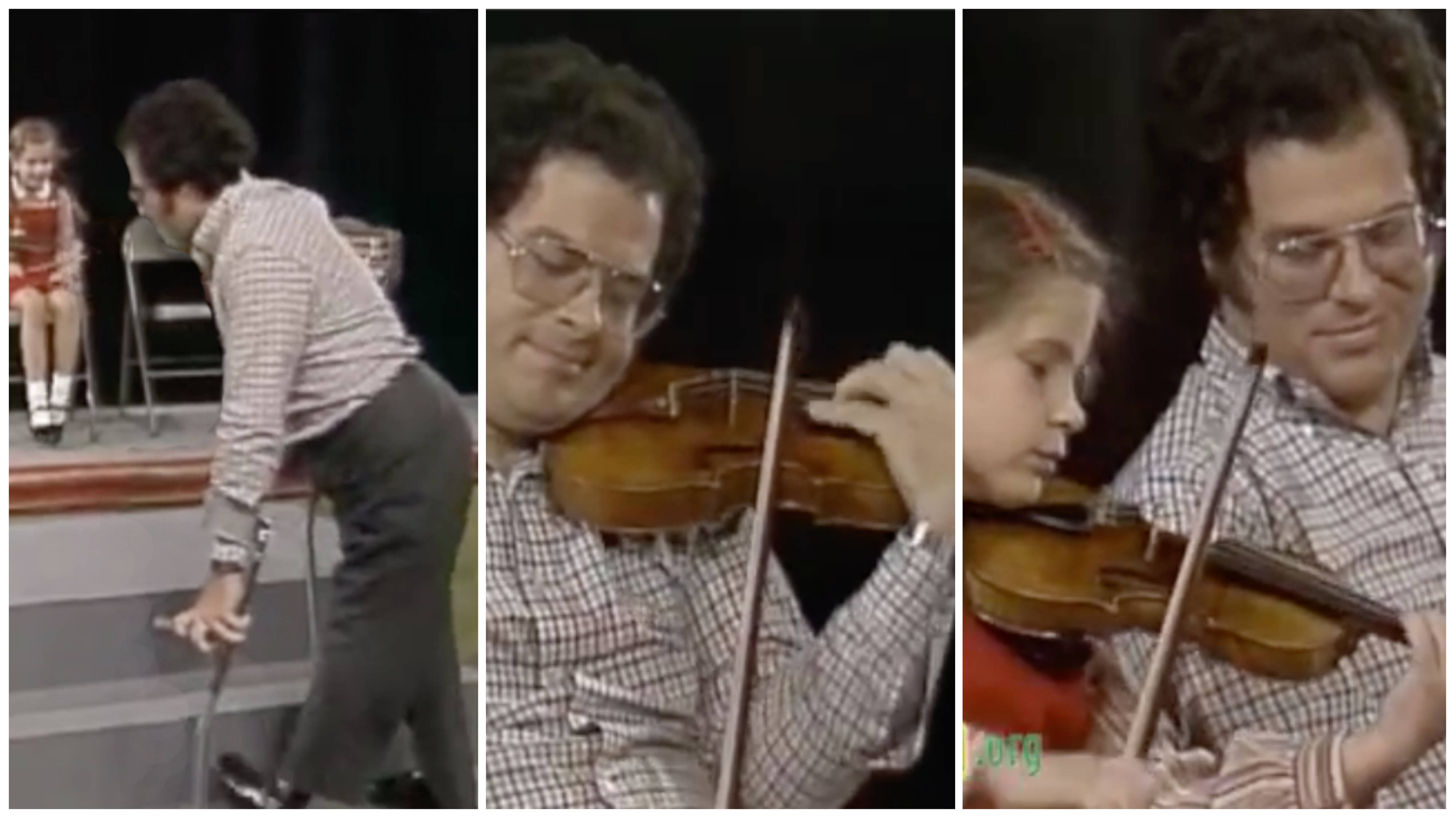 Violinist Itzhak Perlman's 'easy and hard' sketch on Sesame Street is everything about being human