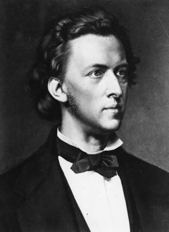 Young Frédéric Chopin (1830)