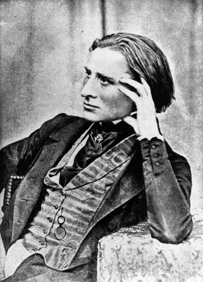 Franz Liszt (1841)