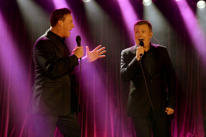 Aled Jones and Russell Watson to perform at the Global Awards 2020