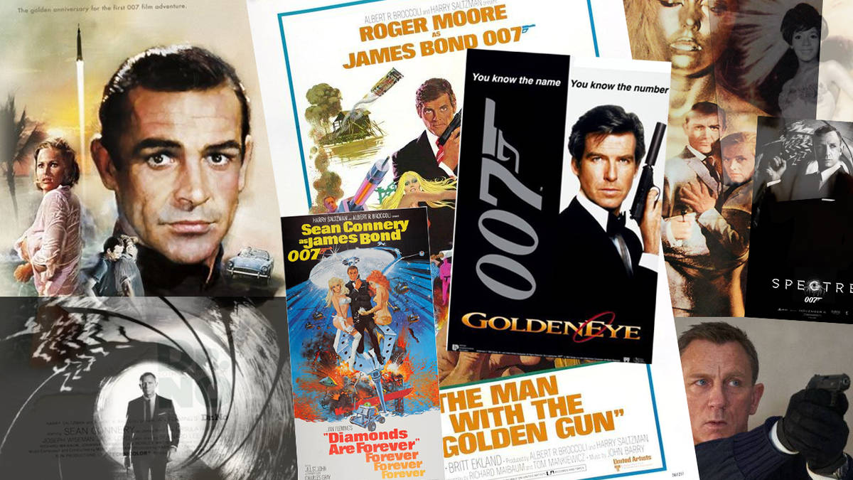 A definitive ranking of every James Bond theme from best to worst