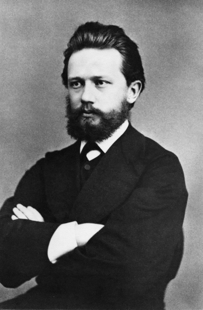 Pyotr Ilyich Tchaikovsky (1867)