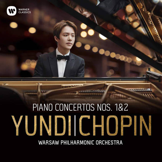 Chopin: Piano Concertos Nos. 1 & 2 by Yundi